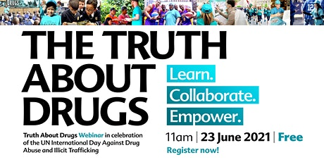 THE TRUTH ABOUT DRUGSLearn. Collaborate. Empower. tickets