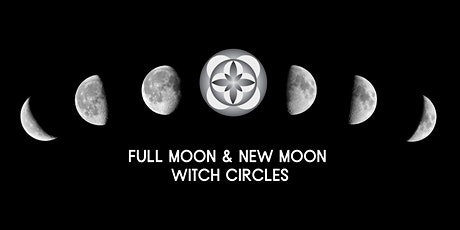 Full Moon ~ Death and rebirth ritual tickets