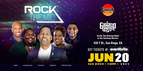 Rock The Mic tickets
