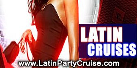 October 8th Latin Cruise tickets