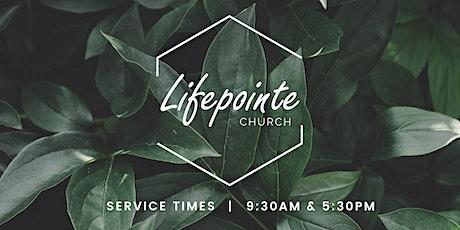 Lifepointe 9:30 AM Service tickets