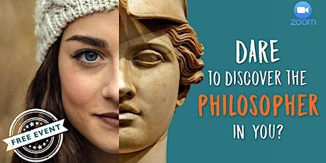 Applied Philosophy - Free Online Workshop tickets