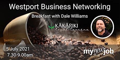 Westport Business Breakfast with guest speaker Dale Williams tickets