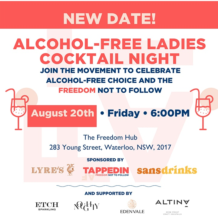 Alcohol-free Ladies Cocktail Night image