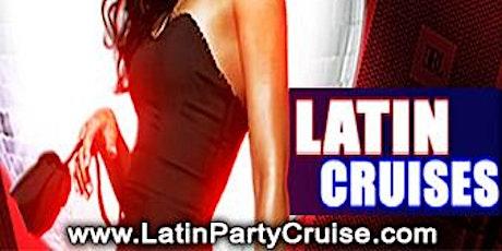 November 13th Latin Cruise tickets