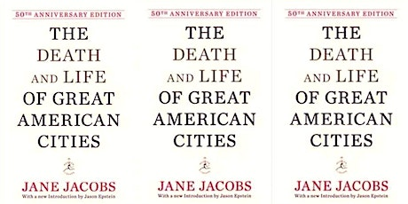 Power in Print: The Death and Life of Great American Cities Book Discussion tickets
