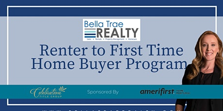 BIG June Renter To First Time Home Buyer Program tickets