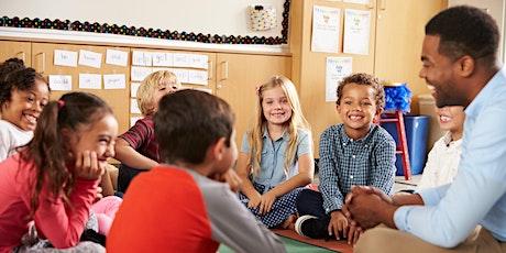 Positive Discipline Classroom Core Strategies Online - August 17, 18 & 19 tickets
