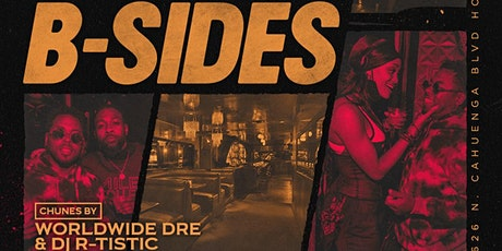 B-SIDES R&B Party at THE ROOM HOLLYWOOD tickets