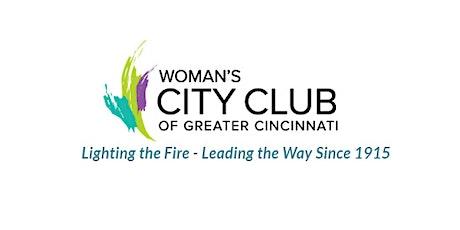 Woman's City Club Annual Meeting biglietti