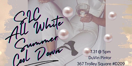 SLC All White Summer Cool Down tickets