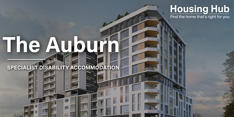 Open Home SDA Apartments Auburn by Enliven Housing tickets