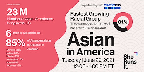 Asian in America tickets