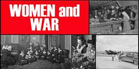 """""""Women and War """" by Jack Cunningham (Online Performance) tickets"""