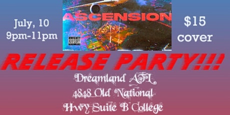 B$GREENE ASCENSION  LISTENING PARTY tickets