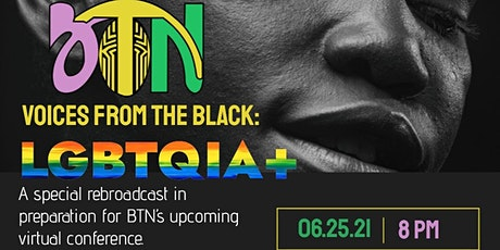 VOICES FROM THE BLACK: LGBTQIA+ tickets