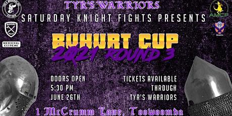 Saturday Knight Fights: Buhurt Cup Round 3 tickets