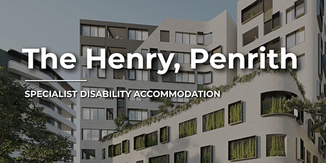 Open Home SDA Apartments Penrith by Enliven Housing tickets