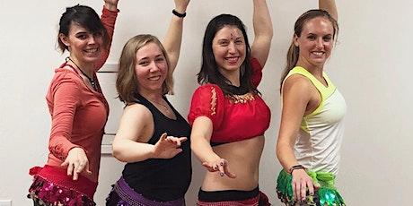 Free Belly Dance Class tickets