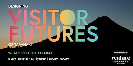 Designing Visitor Futures of Taranaki outcomes tickets