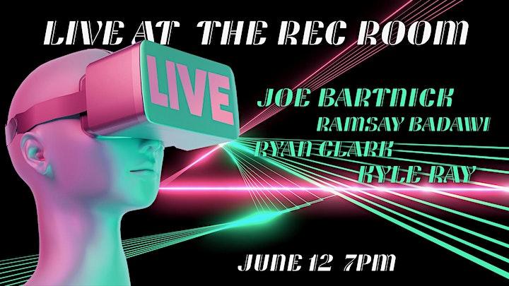 Live at Rec Room image