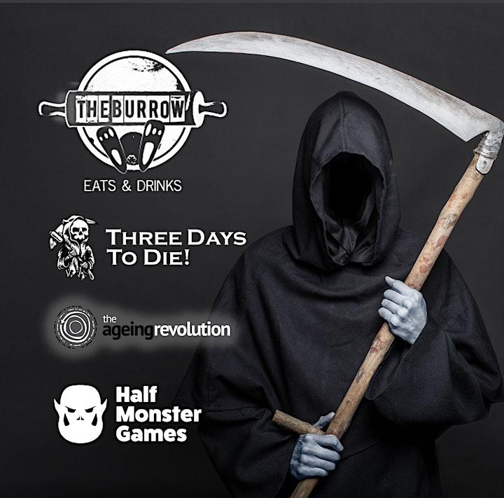 Three Days to Die Playtest Day - Ageing Revolution & Half-Monster Games image
