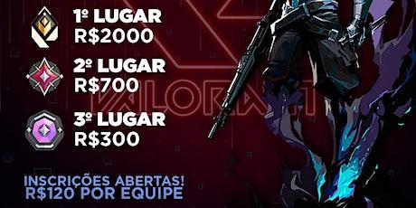 1ª Competição de Valorant 5vs5 - EliteSportslz R$3.000,00 entradas