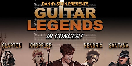 Danny Stain presents Guitar Legends In Concert tickets