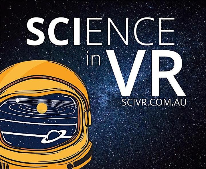 OzGrav presents Science in VR livestream for families – online image
