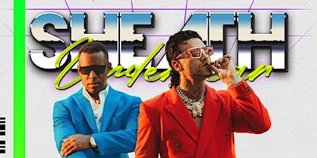 RIFF RAFF & DJ WHOO KID -THE ULTRAVIOLET PIRATES TOUR tickets