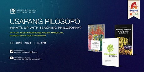 Usapang Pilosopo: What's Up with Teaching Philosophy tickets