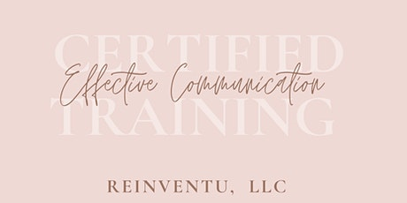 Effective Communication (Florida Continuing Education Units) tickets