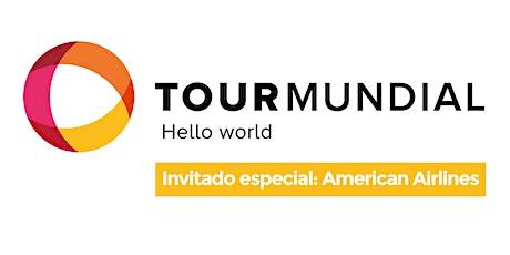 WEBINAR AMERICAN AIRLINES - CONSOLIDADOR AÉREO TOURMUNDIAL tickets