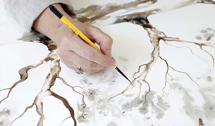 Watercolour Bushwalk Workshop with Ingrid Bowen image