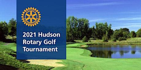 Hudson Rotary Golf Tournament tickets