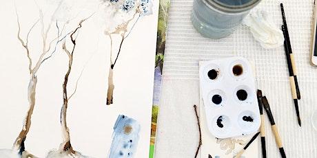 Watercolour Bushwalk Workshop with Ingrid Bowen tickets