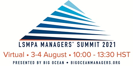 LSMPA Managersʻ Summit 2021 tickets