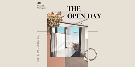 The Open Day tickets