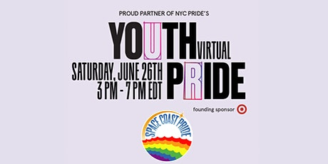 Official NYC Youth Pride Watch Party and Ball tickets