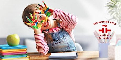 CERVANTES KIDS - NEW WINTER SCHOOL  HOLIDAY PROGRAM tickets