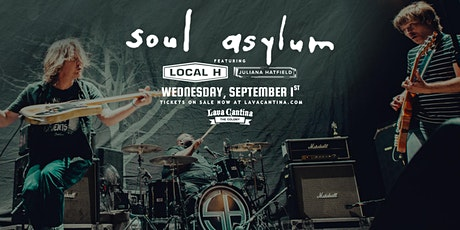 Soul Asylum with Local H and Juliana Hatfield at Lava Cantina The Colony tickets