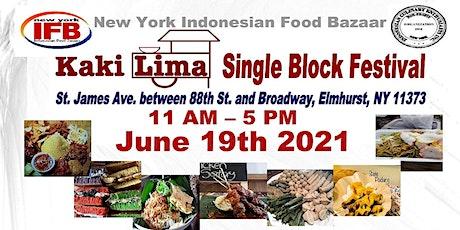 SUMMER NY INDONESIAN FOOD FESTIVAL tickets