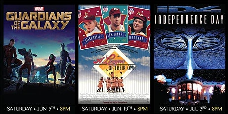 Cinema Under the Stars - A League of Their Own tickets