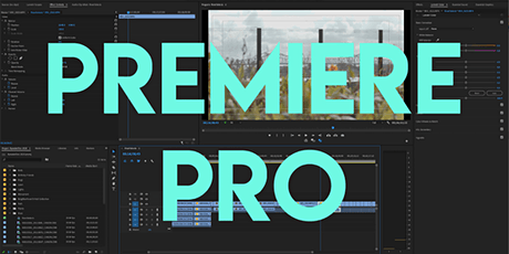 Video Editing in Adobe Premiere Pro tickets