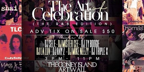 THE ART OF CELEBRATION  THE R&B EDITION tickets