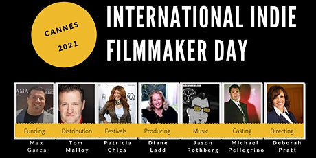 International Indie Filmmaker Day and Pitch Competition During Cannes tickets