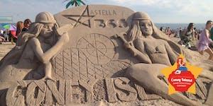 25th Anniversary Coney Island Sand Sculpting Contest