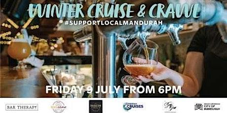 Winter Cruise & Crawl  - July tickets