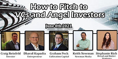 Know It All - How To Pitch To VCs and Angel Investors tickets