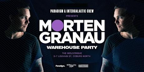 Morten Granau Warehouse Party tickets